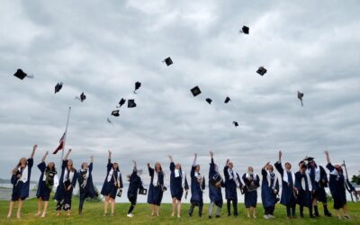 2019 Commencement Speaker Shares Advice from Graduates