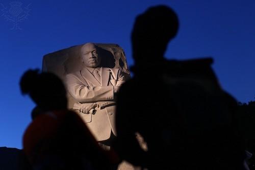 Martin Luther KIng Jr. Memorial - Britannica ImageQuest