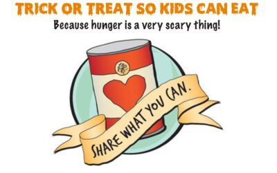 WSA Thespians & Student Council Ask for Food Donations, not Candy, in October