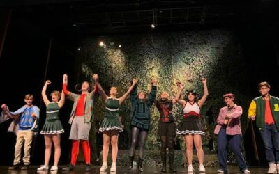 Solving the puzzle in IB Theatre – by leaping in the dark.