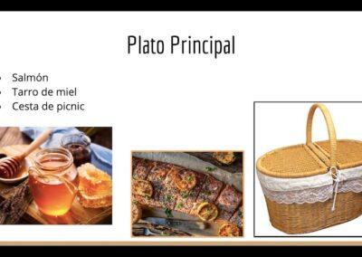 Plato principal