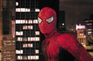 Spider-Man, with Tobey Macguire, 2004 - Britannica ImageQuest