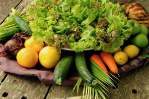 Organic vegetables - Britannica ImageQuest