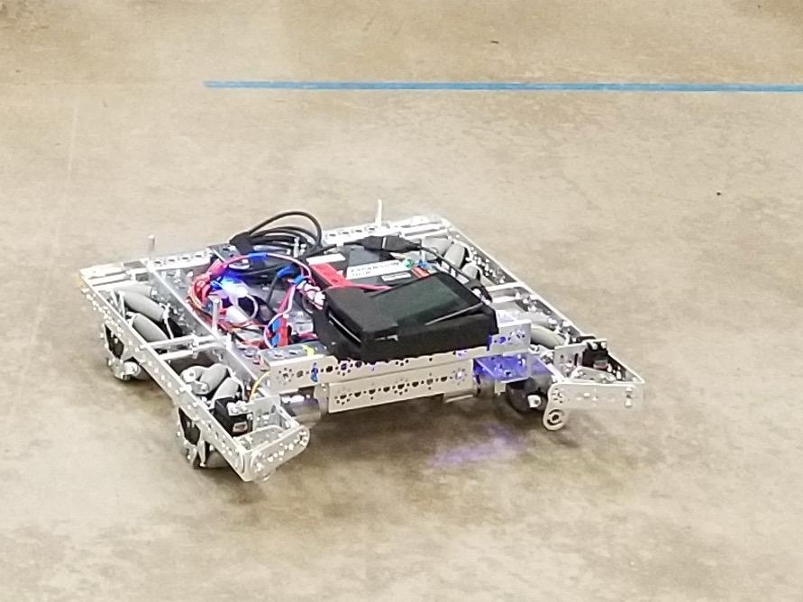 WSA robot - December 2019