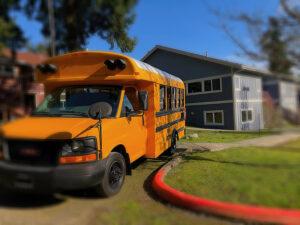 WSA School Bus