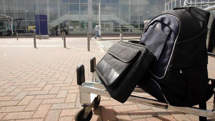Hand luggage - Britannica ImageQuest